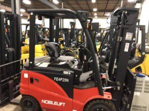 Jenis Jenis Forklift